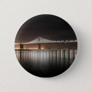Bay Bridge 6 Cm Round Badge