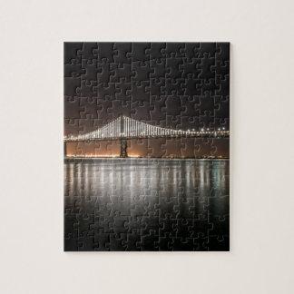 Bay Bridge Jigsaw Puzzle