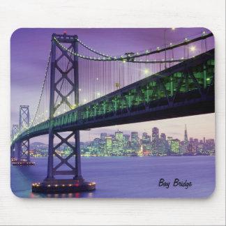 Bay Bridge Mouse Pad