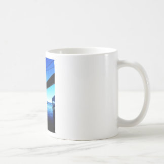 Bay Bridge Northern California San Francisco Coffee Mug