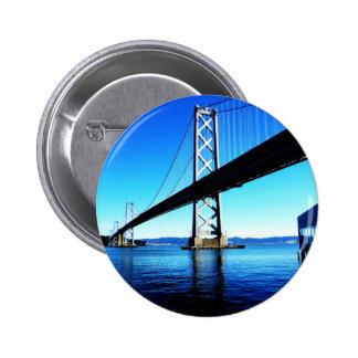 Bay Bridge Northern California San Francisco Pin