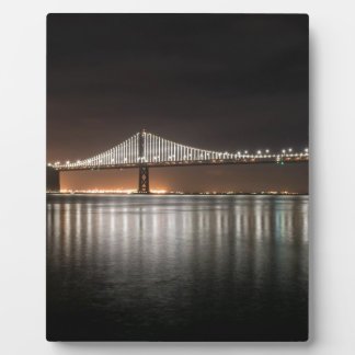 Bay Bridge Photo Plaques