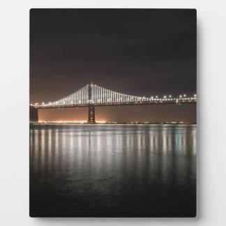 Bay Bridge Plaque
