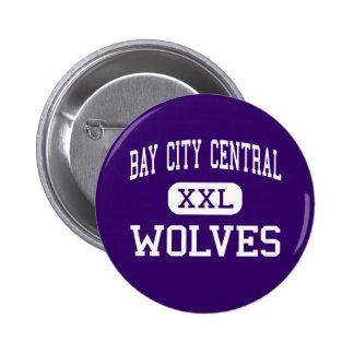 Bay City Central - Wolves - High - Bay City Pin