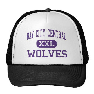 Bay City Central - Wolves - High - Bay City Hat