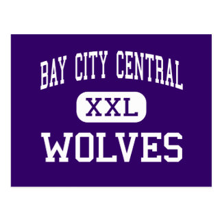 Bay City Central - Wolves - High - Bay City Postcard