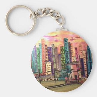 Bay City Keychains