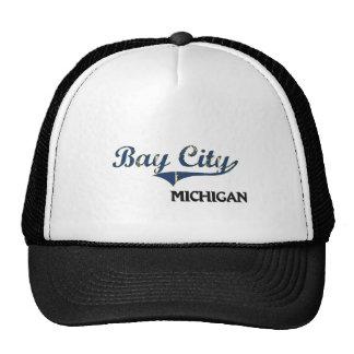 Bay City Michigan City Classic Hat