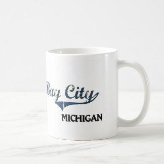 Bay City Michigan City Classic Coffee Mug
