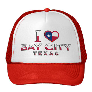 Bay City, Texas Trucker Hat