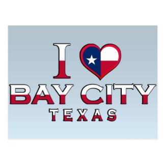 Bay City, Texas Postcard
