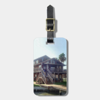 Bay House Luggage Tag