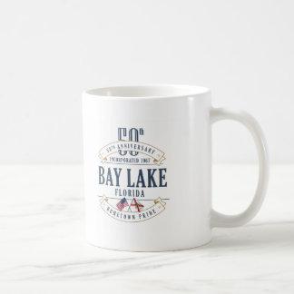 Bay Lake, Florida 50th Anniversary Mug