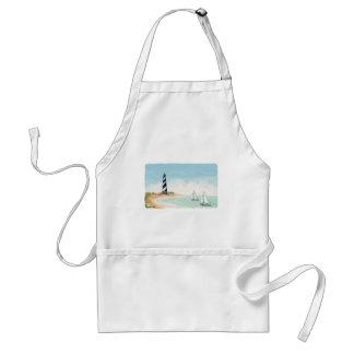 Bay Lighthouse Standard Apron