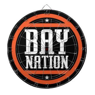 Bay Nation Dart Board
