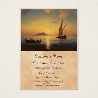 Bay of Naples Ivan Aivazovsky seascape waterscape