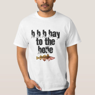 Bay to the Bone - T-Shirt