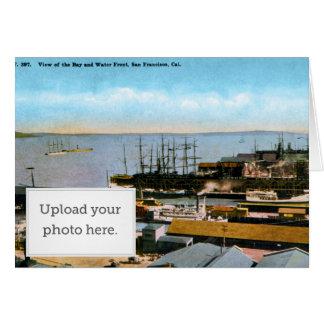 bay-view greeting card