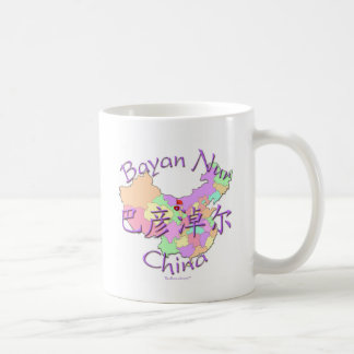 Bayan Nur China Coffee Mug