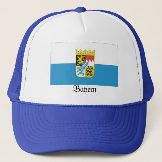 Bayern Flag Bavaria Trucker Hat