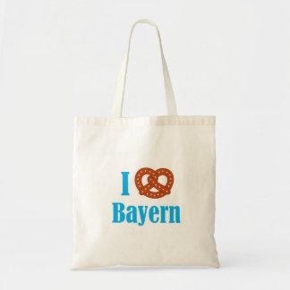 Bayern shopping tote budget tote bag
