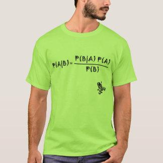 Bayes Theorem 2 T-Shirt