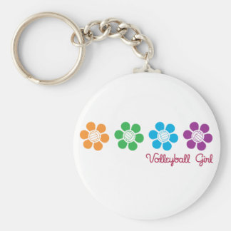 Bayflower Volleyball Key Ring