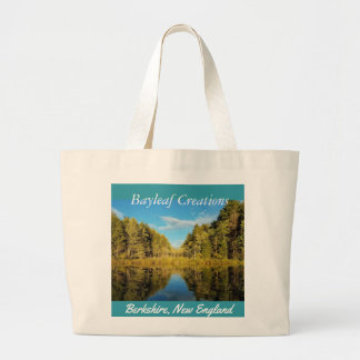 Bayleaf - Berkshire New England Large Tote Bag
