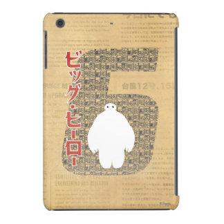 Baymax 6 Pattern iPad Mini Case