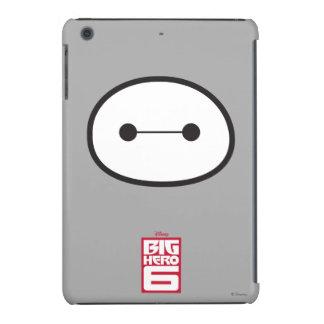 Baymax Face Outline iPad Mini Retina Cases