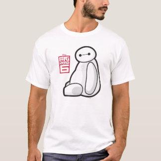 Baymax Sideways Sitting T-Shirt