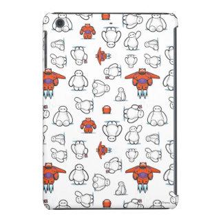 Baymax Suit Pattern iPad Mini Retina Covers