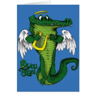 Bayou Angel Card