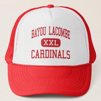 Bayou Lacombe - Cardinals - Middle - Lacombe Trucker Hat