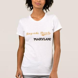 Bayside Beach Maryland Classic T-shirts