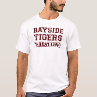 Bayside Tigers Wrestling T-Shirt