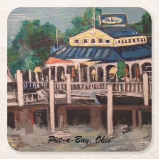 Bayview Avenue, Put-n-Bay, Ohio Coaster