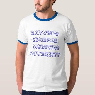 BAYVIEW GENERAL  MEDICINEUNIVERSITY T-Shirt