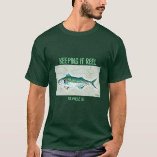 Bayville Fishing Shirt