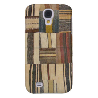 Bazaar Bayar Recycled Rug Chocolate Samsung Galaxy S4 Cover