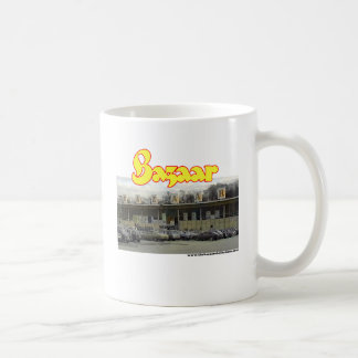 Bazaar Exterior Circa 1980 Coffee Mug