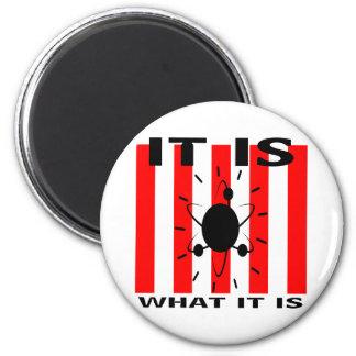 Bazinga Gifts 6 Cm Round Magnet