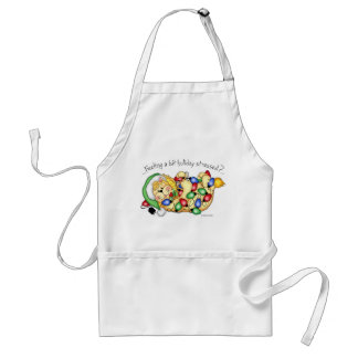 "BaZooples ""Feeling A Bit Holiday Stressed?"" Apron"