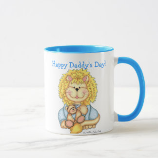 "BaZooples ""Happy Daddy's Day"" Personalized Mug"