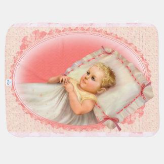 BB BABY NEW BORN CARTOON  BLANKET