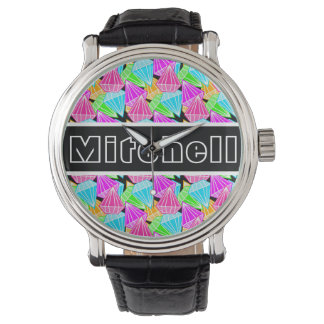 BB Diamonds Personalized Wrist Watches