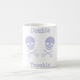 BB Double Trouble Boy Boy Twins Mug