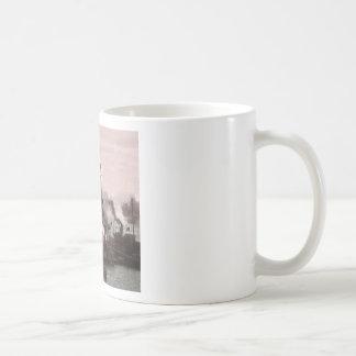 BB Pennsylvania and Tugs Coffee Mug