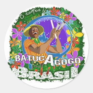 BBaC Shirt BatucAGogo Brazil OSamba Batucada Samba