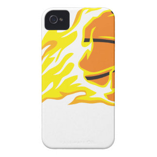 bball flame iPhone 4 case